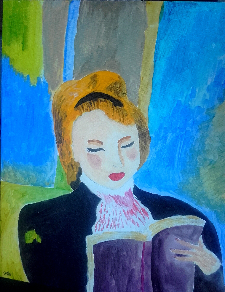 la liseuse de Renoir